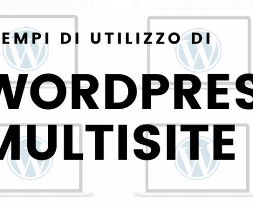 esempi utilizzo wordpress multisite 495x400 - Wordpress Multisite Come creare una rete di siti
