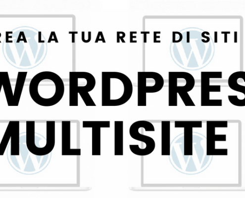 wordpress multisite 495x400 - Wordpress Multisite Come creare una rete di siti