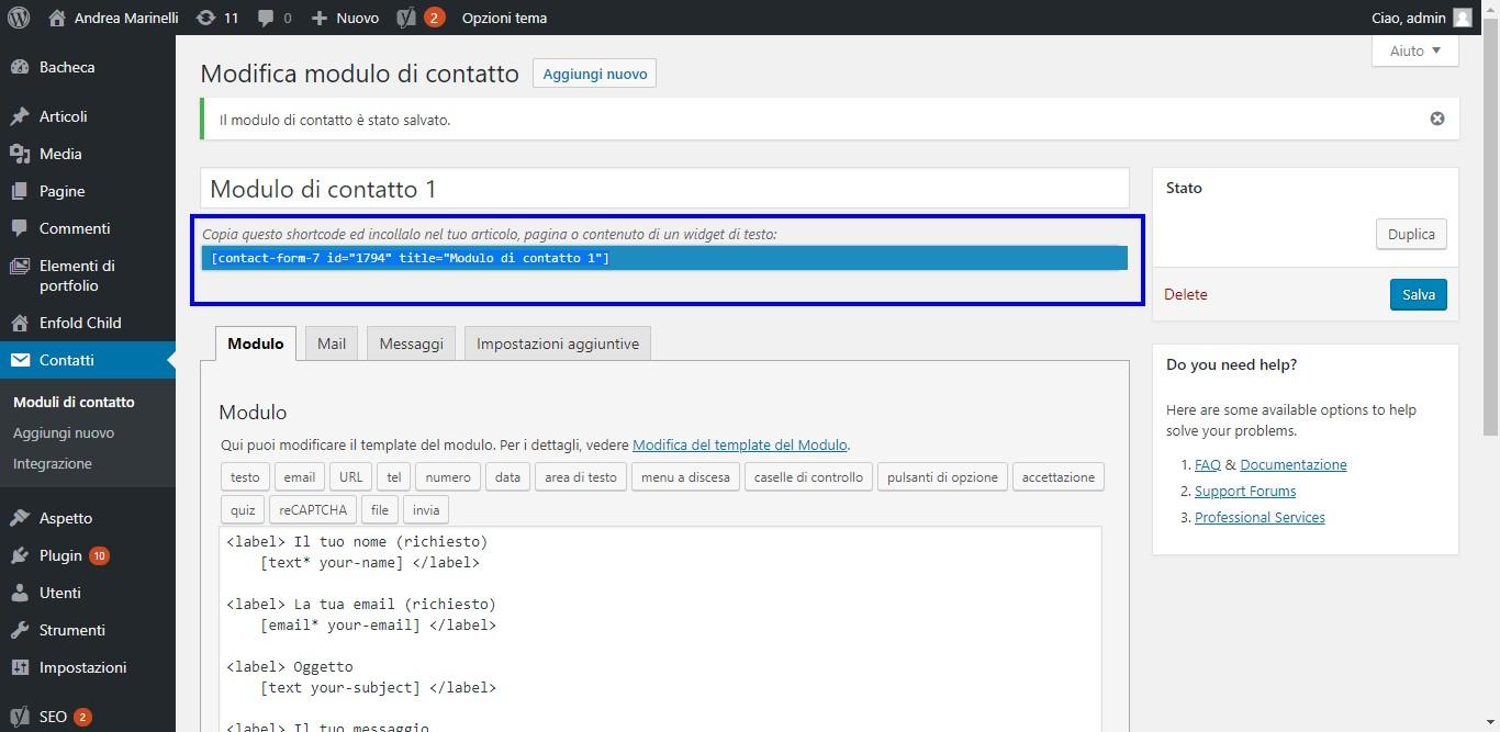 shortcode contact form7 - contact form 7 recaptcha